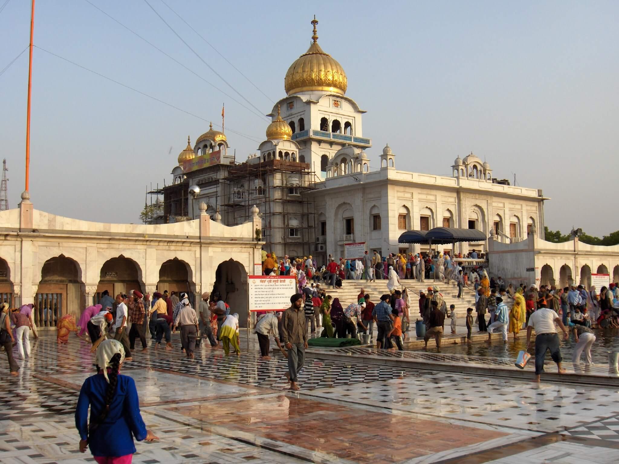 Pourquoi visiter la ville de Delhi la capitale de l'Inde .