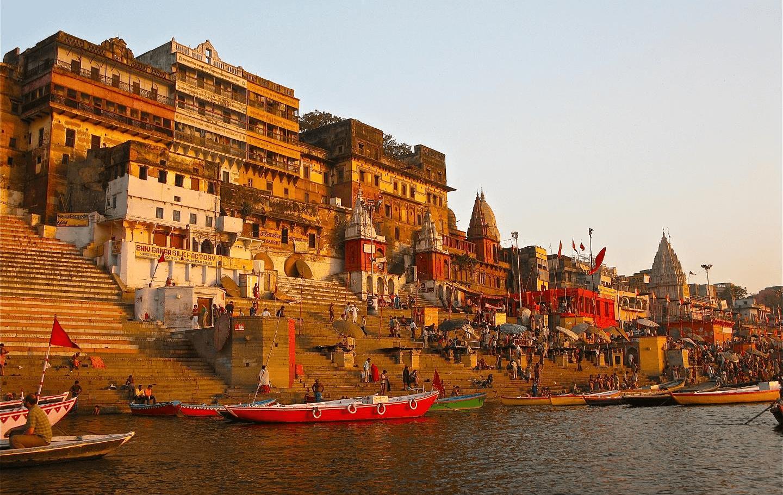 Pourquoi visiter la ville de Varanasi dans le nord de l'Inde