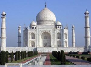 Taj-Mahal inde séjour
