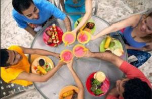 delhi nourriture cuisine