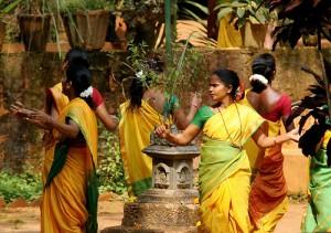 goa danse indienne