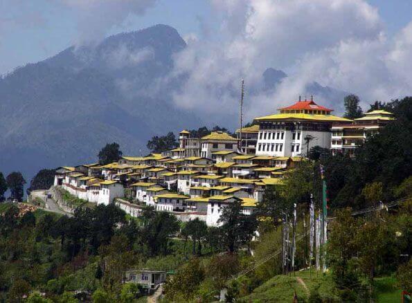 Tawang-Monastere
