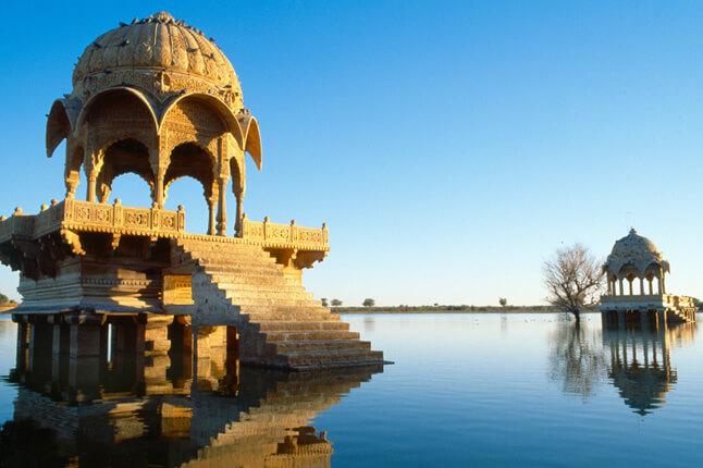 5 bonnes raisons de voyager en Inde