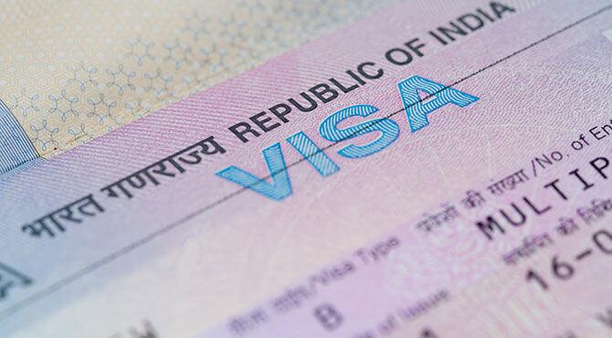 Guide essentiel des différents types de visas indiens